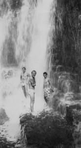 Inglis Falls 1954.Niagara Escarpment