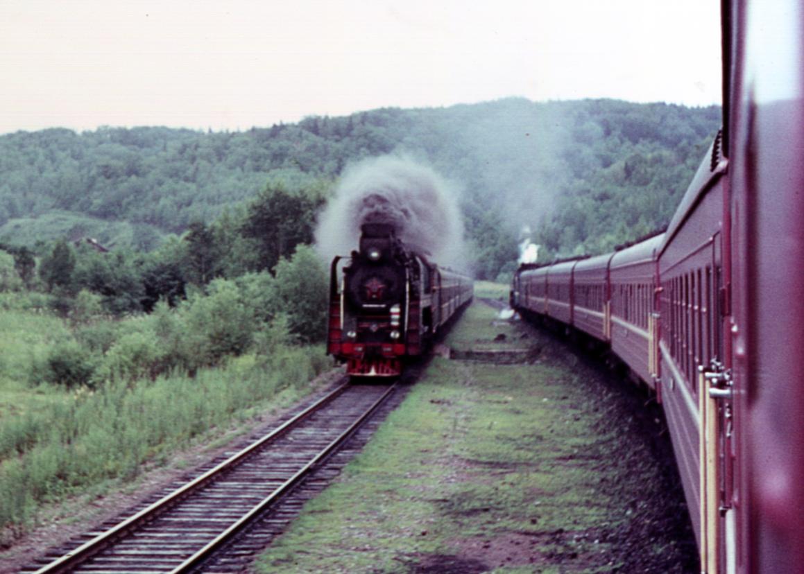 Trans Siberian Railway, 1970